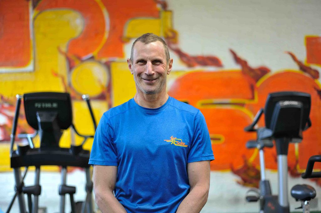 DAVE PERSONAL TRAINER FOR FIT SAKE